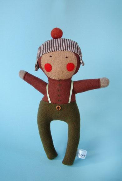 Aljanerk tunerk doll
